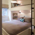 kucuk yatak odasi dekorasyon modelleri