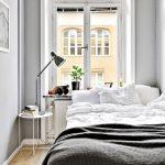 kucuk yatak odasi nasil dekore edilir