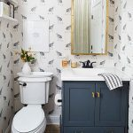 vintage bathroom modals