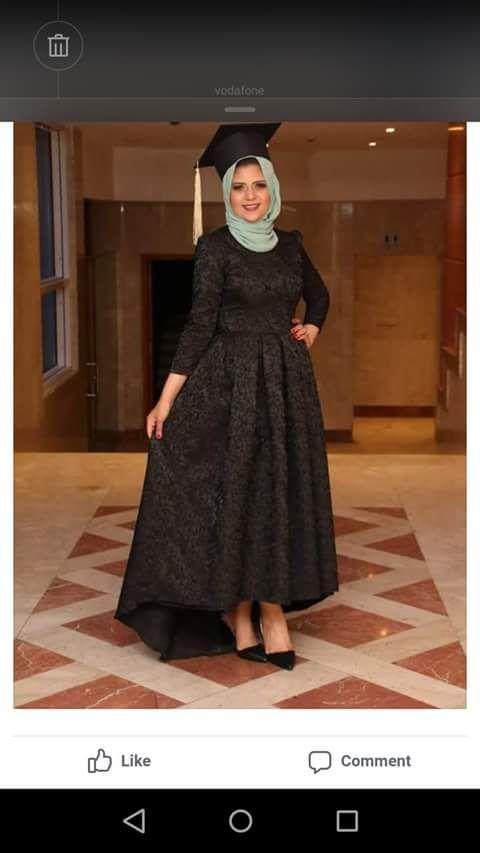 siyah tesettur elbise modelleri