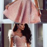 kisa elbise modelleri 2019