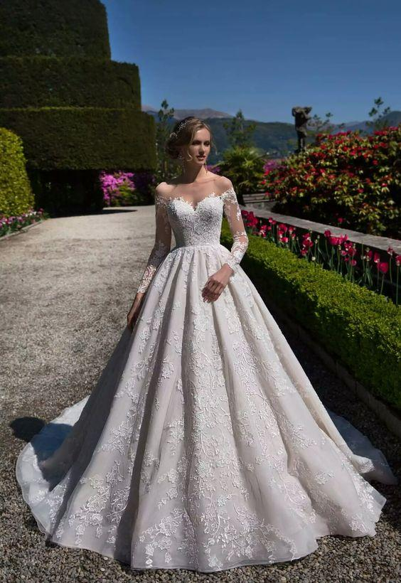 prenses gelinlik modeli 2019