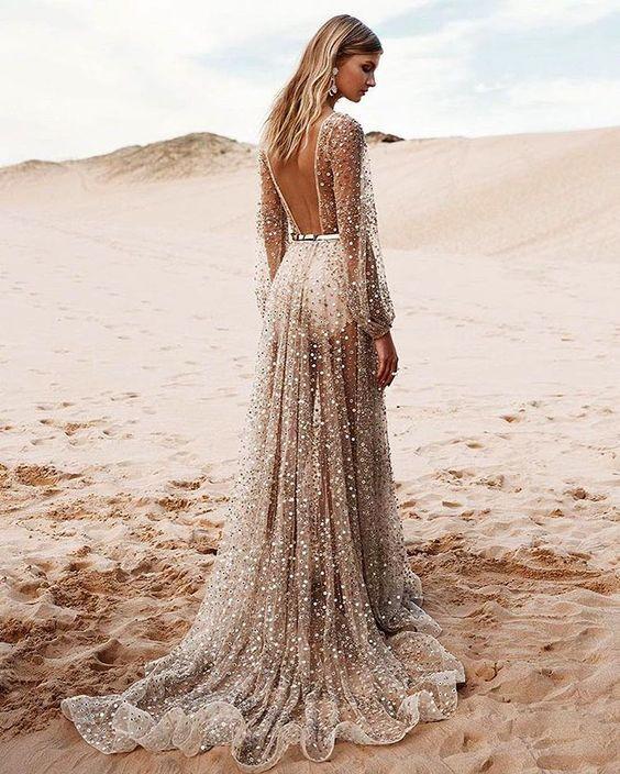 sahil dış çekimi elbise modeli