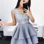 short dresses graduatin