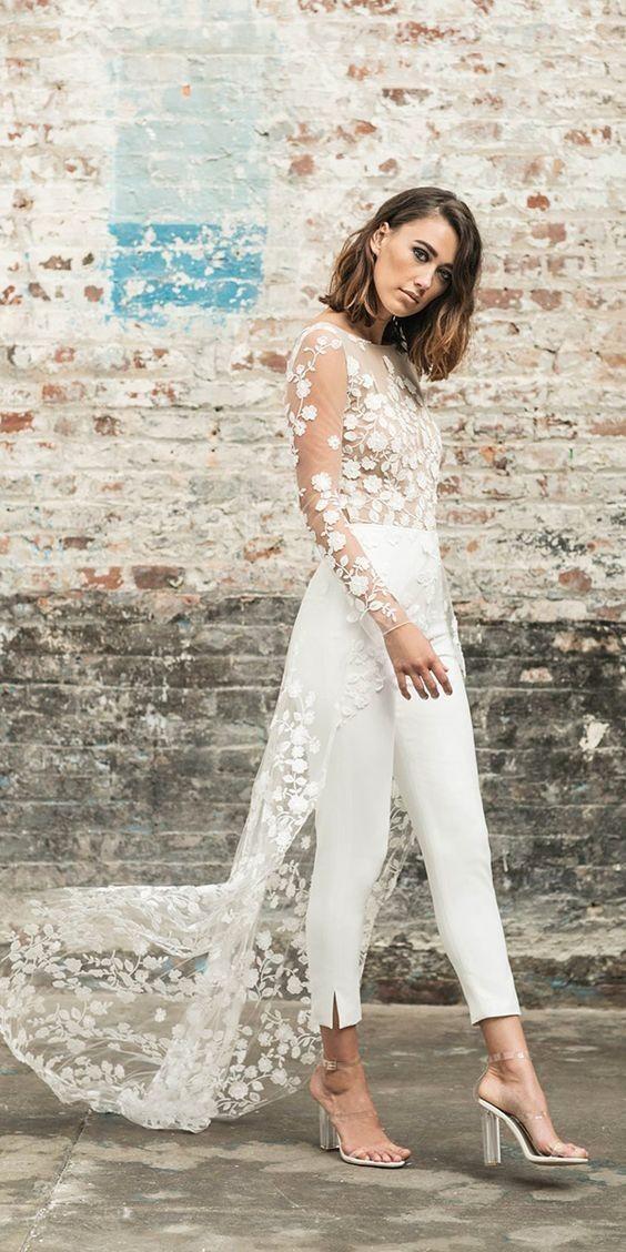 marjinal nikah elbisesi modelleri