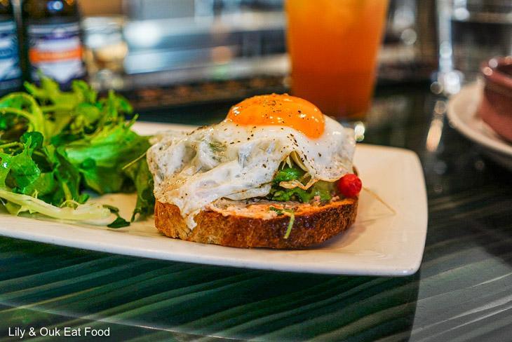 avokadolu yumurta  tarifleri