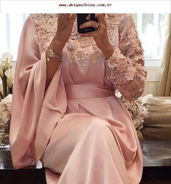 7d9673d82144b pembe nişan elbise modelleri | Her Güne Bir Yudum Bilgi