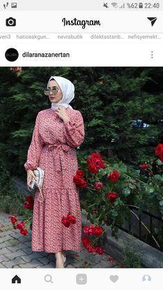 tesettür yazlık elbise modelleri 2019