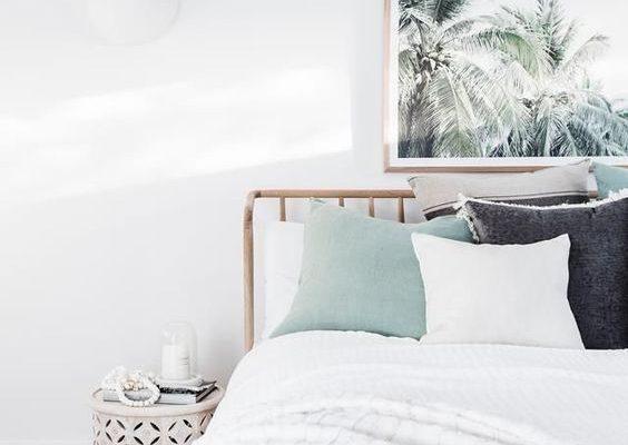 Fresh Yatak Odası Dekorasyonu