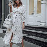 beyaz elbise kombini 2020