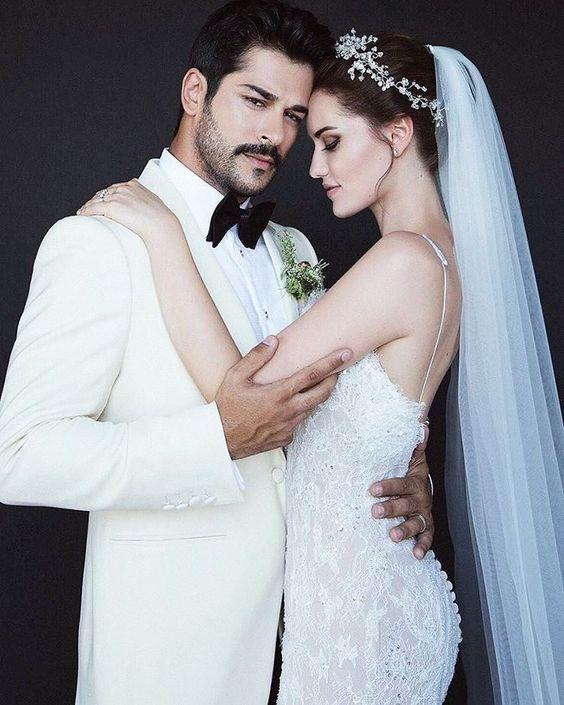 fahriye evcen düğün saç modeli