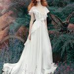 helen modals wedding dress