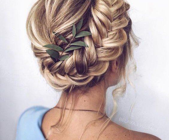 romantik saç modelleri 2019