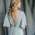 silk wedding dresses 2019