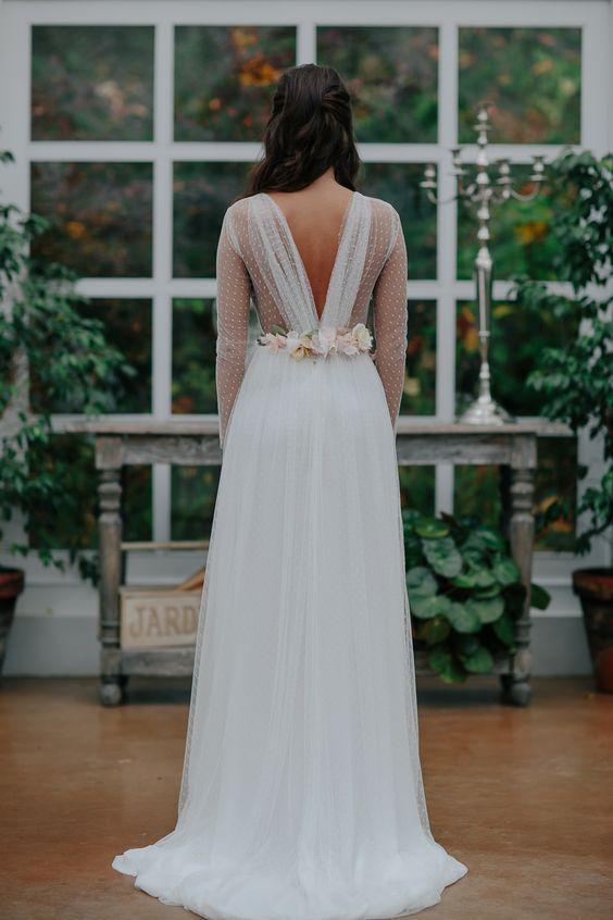wedding dress modals 2020