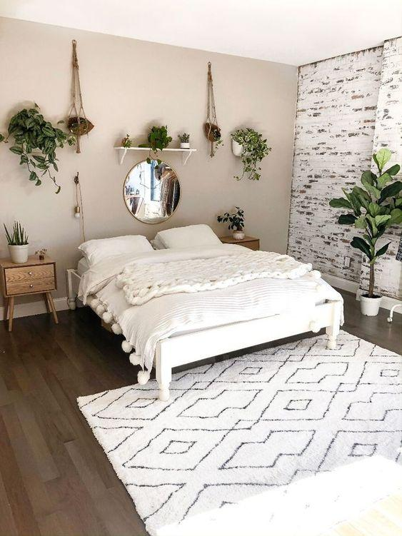 wonderful boho badroom 2019