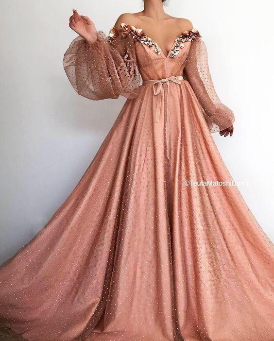 balon abiye elbise modelleri