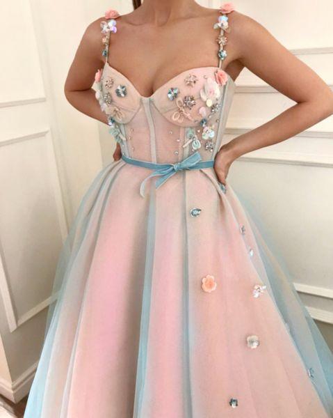 birbirinden güzel abiye elbise modeli