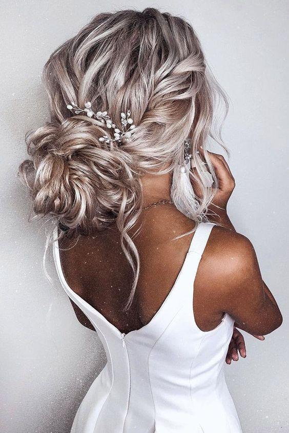 kabarık saç modelleri