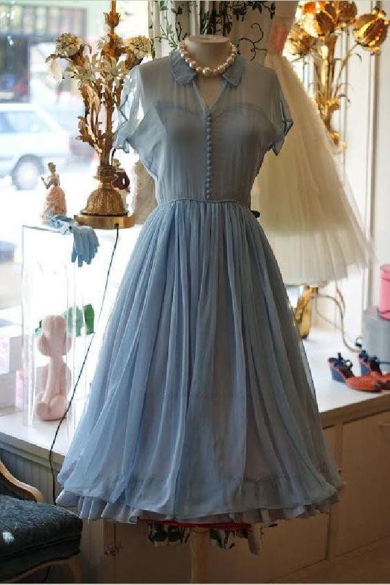 midi boy yakalı elbise