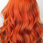tarçın bakır saç rengi ve modeli