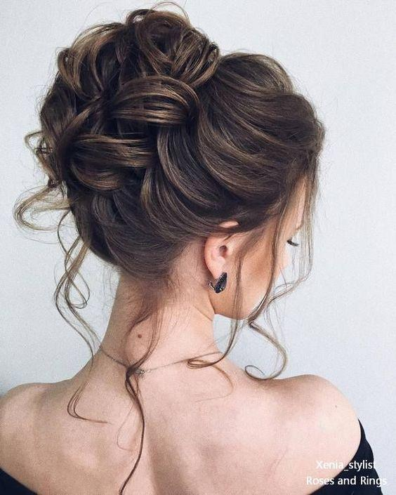 wedding hair styles 2020
