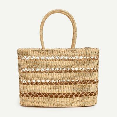 yargıcı hasır çanta modeli
