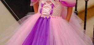 Kız Çocukları İçin Abiye Elbise Modelleri
