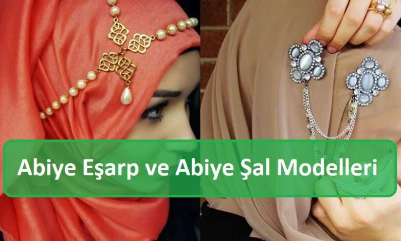 Abiye Şal Modelleri