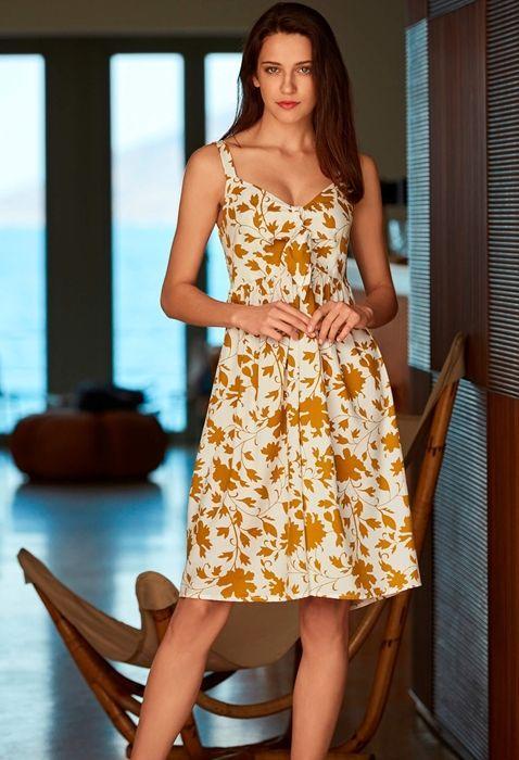askılı elbise modeli