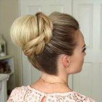 en şık düğün saçı