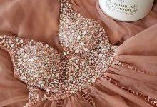 parıltılı elbise modelleri