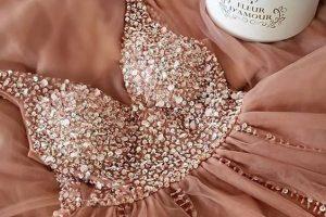 Pırıltılı Abiye Elbise Modelleri