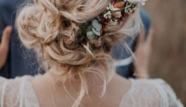 Düğün Saçı Modelleri