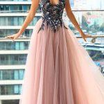 taşlı abiye elbise modeli 2020