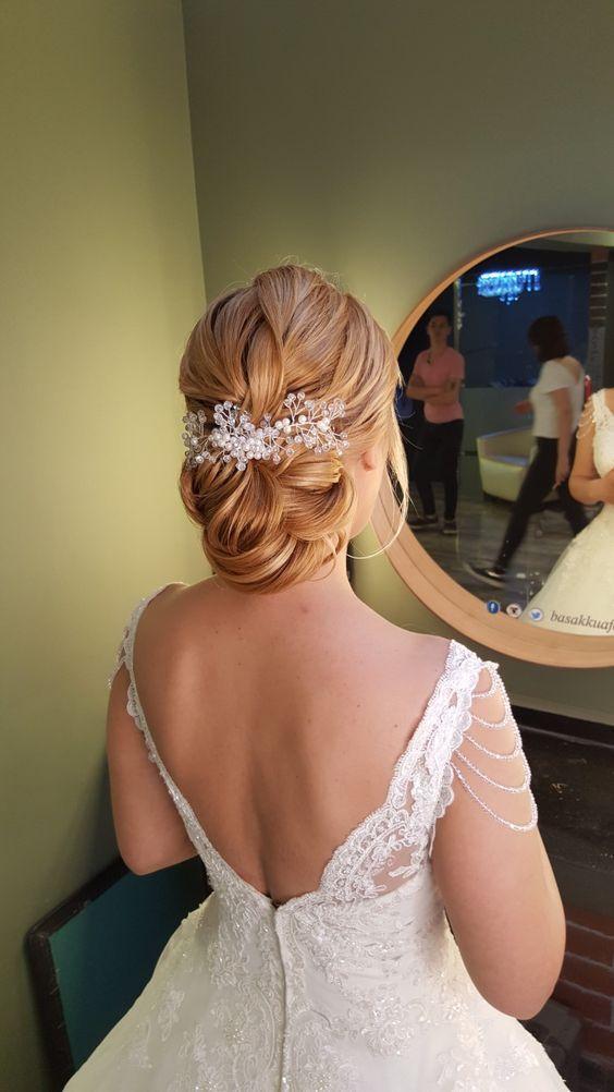 Toplu Düğün Saçı Modelleri