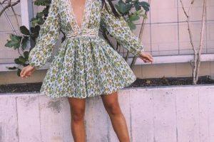 Yazlık Rahat Elbise Modelleri