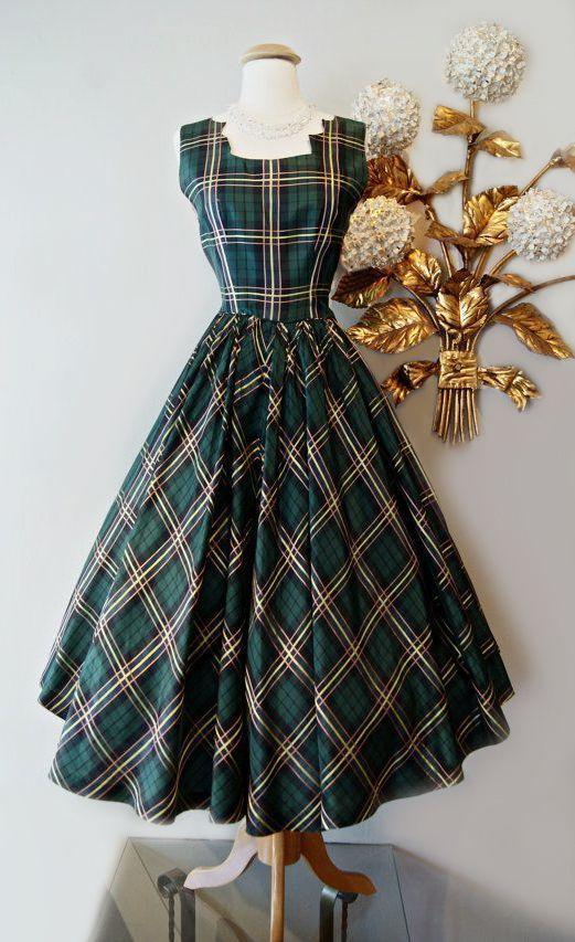 vintage elbisesi modeller