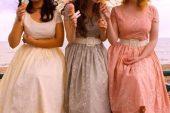 Vintage Elbise Modelleri