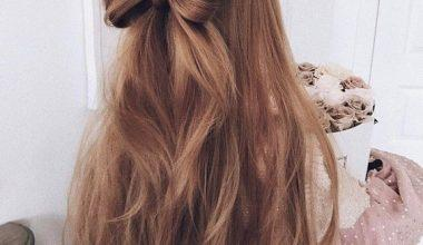 Fiyonk Saç Modelleri