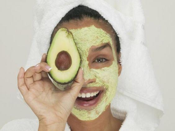 cilt için avokado maskesi