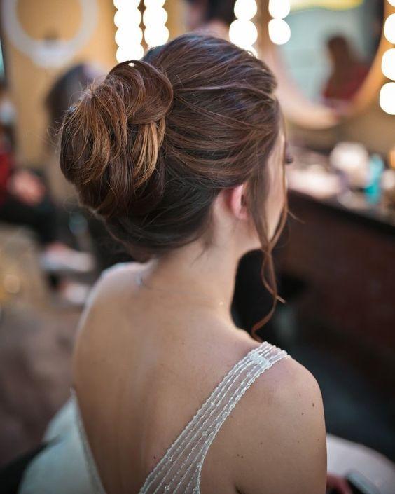 postiş gelin saçı modelleri