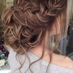 salaş düğün saçı modelleri