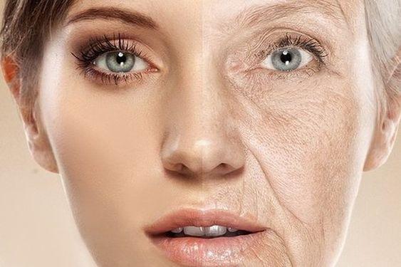yaşlanmayla mücadele eden maskeler