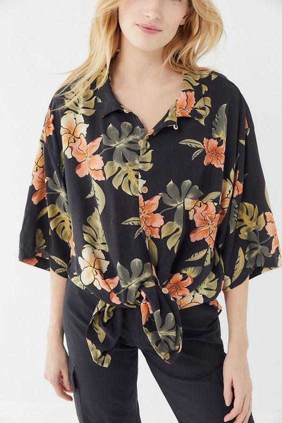 oversize shirt modals 2020