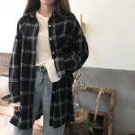 oversized shirt modals