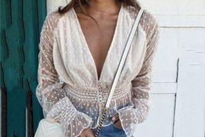 Transparan Bluz Modelleri