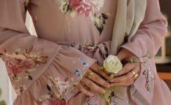 Şık Tesettür Elbise Modelleri