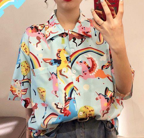 unicorn gömlek modelleri