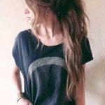 örgü taçlı saç modelleri
